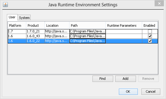 Running Web-Launched EAS with the Right Java Version   Cube
